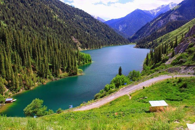Казахстан что посмотреть туристу